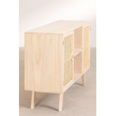 Aparador de madeira estilo Ralik, imagem miniatura 3