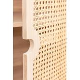 Aparador de madeira estilo Ralik, imagem miniatura 5