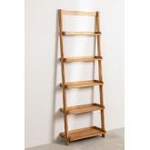 Oak Wood Shelf Idia, imagem miniatura 2