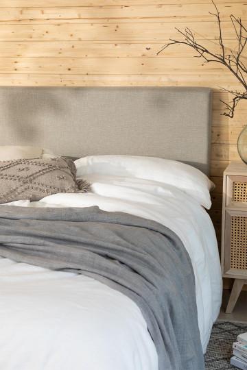Cabeceira para cama Tikal de 135 cm, 150 cm e 180 cm