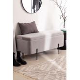 Tapete de algodão (180x119 cm) Llides, imagem miniatura 5