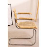 Cadeira de jantar Tento com braços, imagem miniatura 2