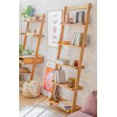 Oak Wood Shelf Idia, imagem miniatura 1