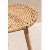 Cadeira de jardim de vime sintética Mity, imagem miniatura 6