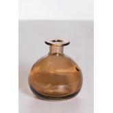 Vaso de vidro reciclado endon, imagem miniatura 1