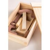 Decker Kids Caixa de ferramentas de madeira, imagem miniatura 1