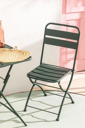Cadeira Dobrável de Exterior Janti