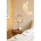 Melky LED Decorativa Garland, imagem miniatura 1