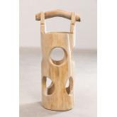 Suporte de guarda-chuva de madeira de teca Dred, imagem miniatura 1056627