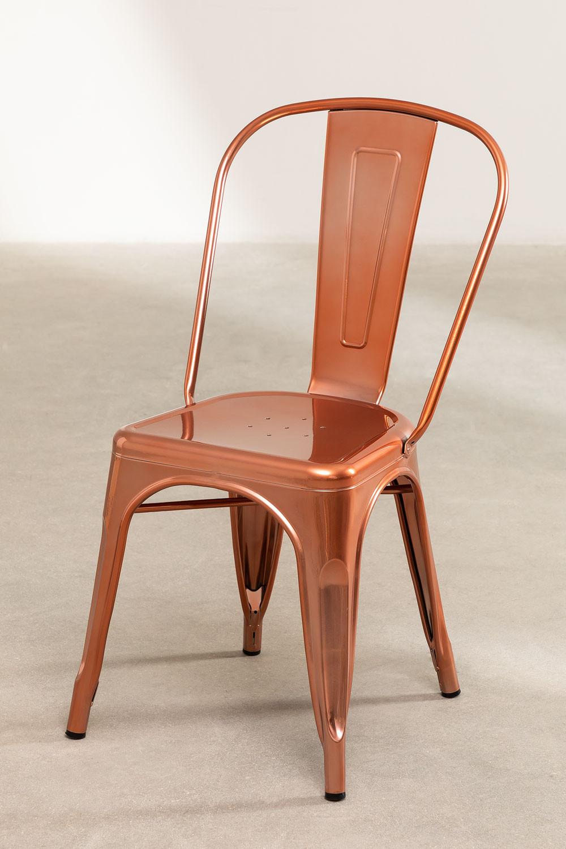 Cadeira LIX Escovado, imagem de galeria 1