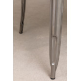 Mesa de madeira escovada LIX (160x80 cm), imagem miniatura 6