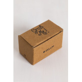 Conjunto de 2 barcos de papel infantil de cerâmica, imagem miniatura 5