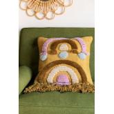 Almofada de Juta e Lã Aninna, imagem miniatura 1