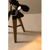 Candeeiro de mesa tripé cinne, imagem miniatura 4