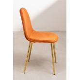 Cadeira de Veludo Glamm, imagem miniatura 3