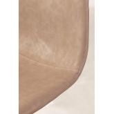 Cadeira de mesa Glamm Leatherette, imagem miniatura 4