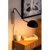 Lâmpada de parede ercsi para quarto, imagem miniatura 2