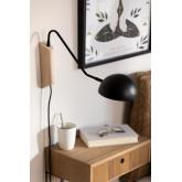 Lâmpada de parede ercsi para quarto, imagem miniatura 1
