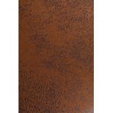 Kana Leatherette Cadeira de jantar estofada, imagem miniatura 5
