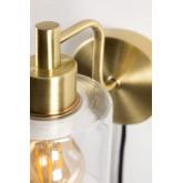 Lâmpada de parede ambe para quarto, imagem miniatura 6