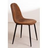 Cadeira em Couro Sintético Glamm, imagem miniatura 3