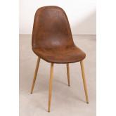Cadeira em Couro Sintético Glamm, imagem miniatura 1