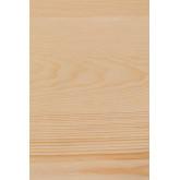 Mesa dobrável de madeira (180x90 cm) Anic, imagem miniatura 5