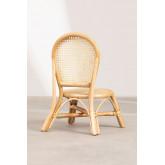 Cadeira de Rattan Tittus Kids, imagem miniatura 4