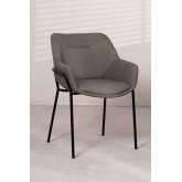 Leni Fabric Dining Chair, imagem miniatura 1