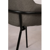 Leni Fabric Dining Chair, imagem miniatura 4