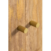 Guarda-roupa de madeira absy, imagem miniatura 5
