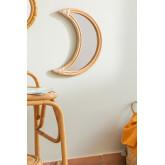 Jonik Rattan Wall Mirror, imagem miniatura 5