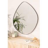Espelho de parede de metal (67x60 cm) Astrid, imagem miniatura 6
