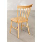 Cadeira de jantar natural Shor, imagem miniatura 4