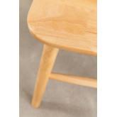 Cadeira de jantar natural Shor, imagem miniatura 6