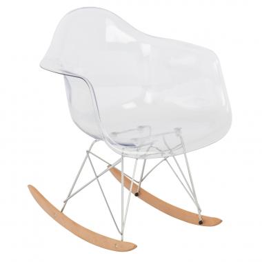 Cadeira de Balanço IMS Transparente