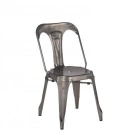 Cadeira Ziu Escovada