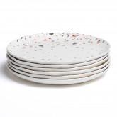 Pack de 6 pratos Ecöh, imagem miniatura 5