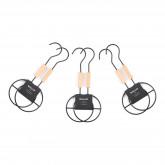 Conjunto de 6 Cabides Säly para accesórios, imagem miniatura 3