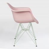 Cadeira de jantar Scand Brich Mate , imagem miniatura 2