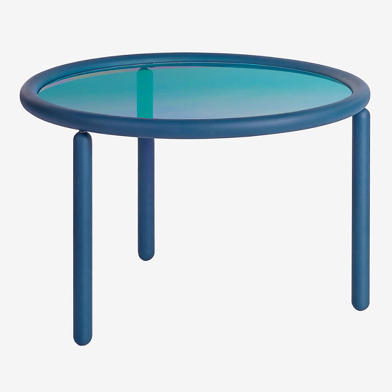Mesa Auxiliar Iridescente Disk, imagem de galeria 1