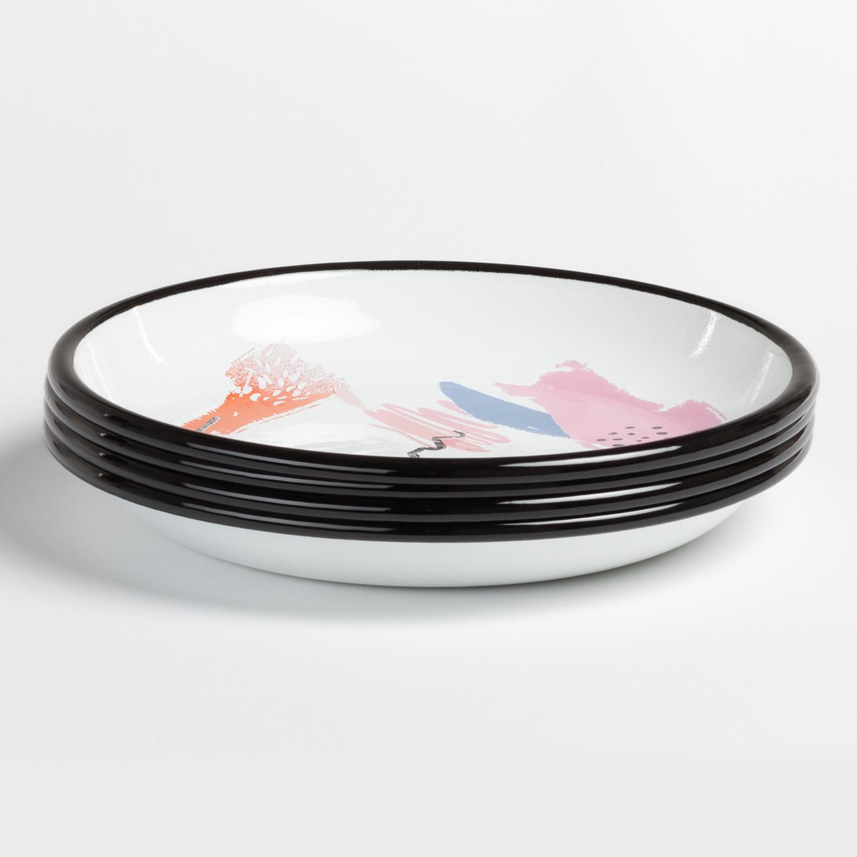 Pack de 4 Platos Ø26 cm Magic, imagem de galeria 1