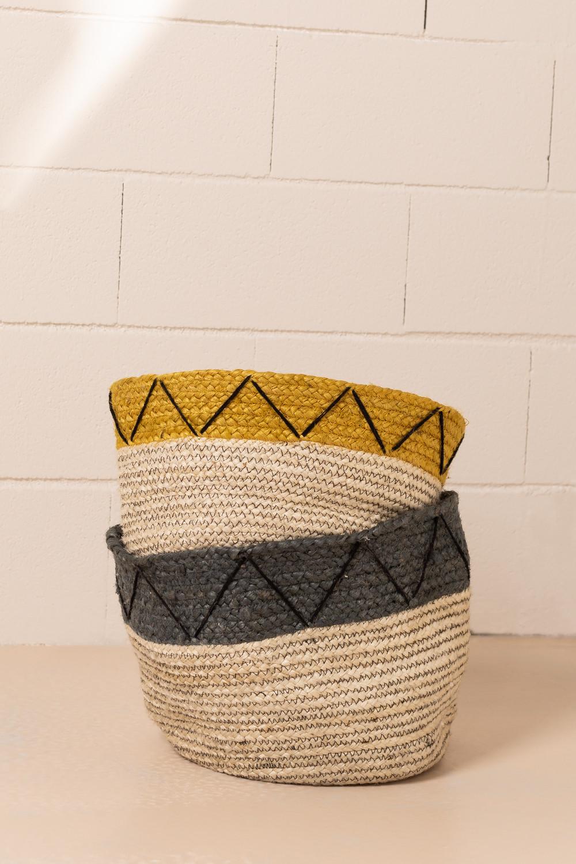 Jute Tinus Baskets, imagem de galeria 1