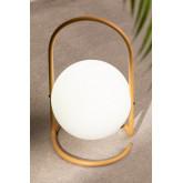 Candeeiro de mesa LED para exterior Balum , imagem miniatura 1