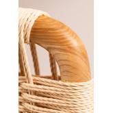 Cadeira de madeira roma, imagem miniatura 6