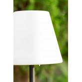 Llahra Solar Outdoor Floor Lamp, imagem miniatura 4