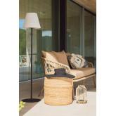 Llahra Solar Outdoor Floor Lamp, imagem miniatura 5