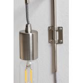Lâmpada de parede alli metálico, imagem miniatura 4