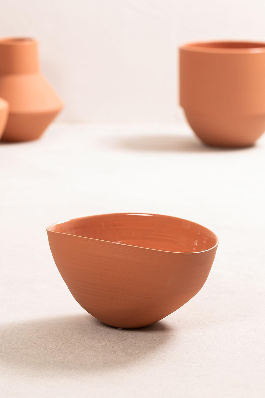 Vaso de cerâmica Tole, imagem de galeria 1
