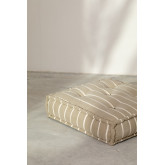 Almofada Modular para Sofá em Algodão Dhel Boho, imagem miniatura 3